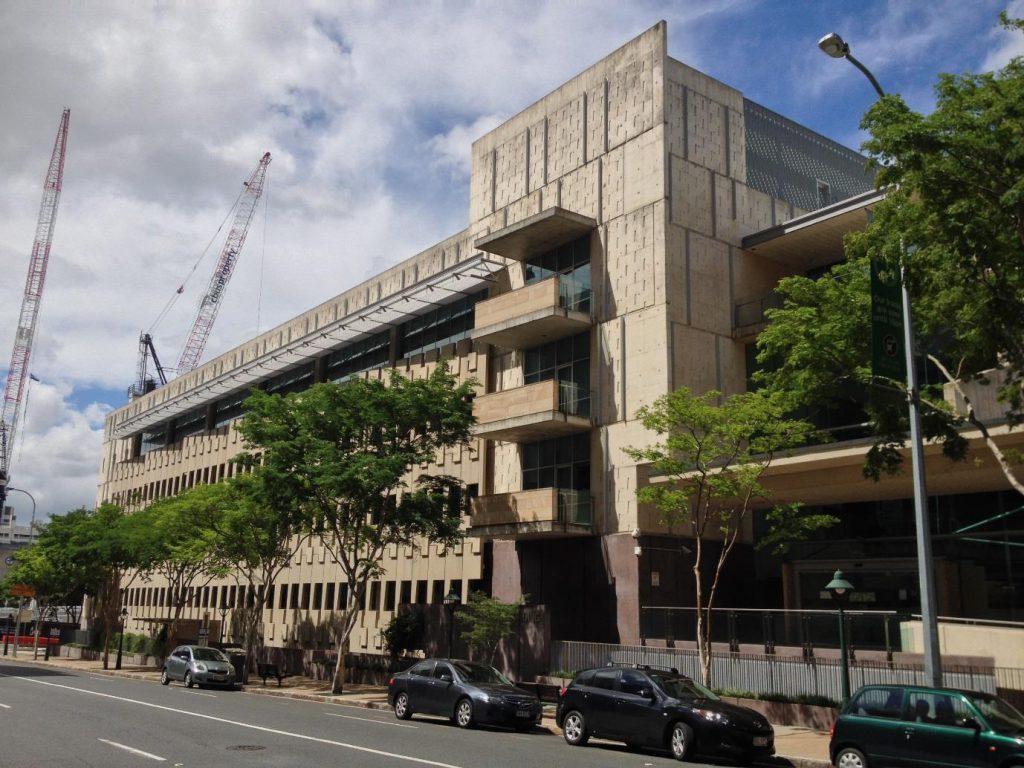 Neville Bonner Building